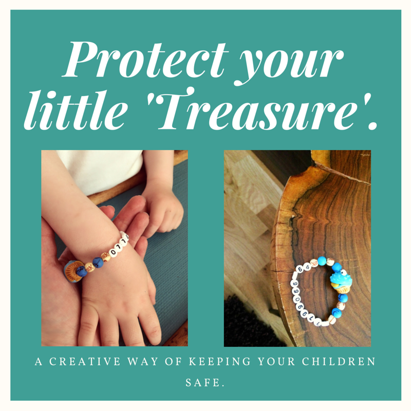Protect your little treasure.